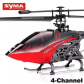 Syma F1 2.4G 4CH FIERY DRAGON Helicopter With Gyro Red 4-Channel