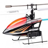Syma F3 4-channel 2.4G single rotor helicopter Black