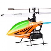 Syma F3 4-channel 2.4G single rotor helicopter Orange