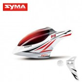 F3-01-Head-cover-Tail-decoration-White