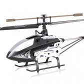 Syma F4 ASSAULT 3-Channel Remote Control Helicopter Black
