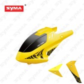 F4-01B-Head-Cover-Yellow + Tail-decoration-Yellow