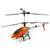 Syma S006G 3CH RC helicopter with GYRO Orange