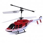 Syma S030G 3CH RC helicopter with GYRO Red