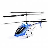 Syma S031G 3CH RC helicopter with GYRO Blue