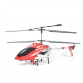 Syma S031G 3CH RC helicopter with GYRO Red