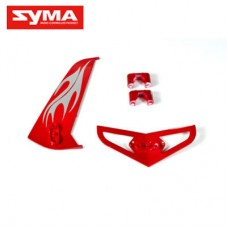 S031G-09-Tail-decoration-blades-Red