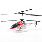 Syma S032G 3CH RC helicopter with GYRO Red