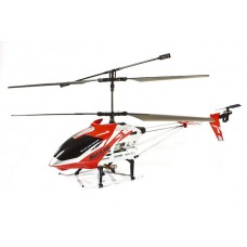 Syma S033G 3CH RC helicopter with GYRO Red