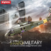 Syma S102G 3CH RC helicopter with GYRO