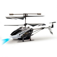 Syma S107C 3CH RC helicopter with HD Camera White