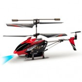 Syma S107C 3CH RC helicopter with HD Camera Red
