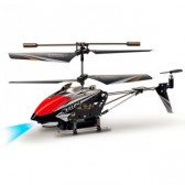 Syma S107C 3CH RC helicopter with HD Camera Black