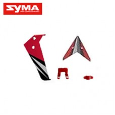 S107C-08-Tail-decoration-Red