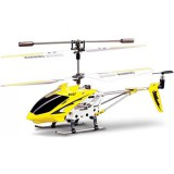 Syma S107G 3CH RC helicopter with GYRO Yellow