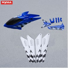 S107N-01-Head-cover-Main-blades-Tail-decorations-Blue