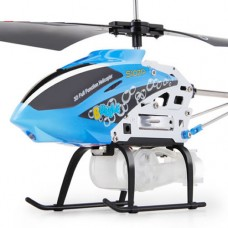 Syma S107P 3CH Remote Control Helicopter With Gyro Blue