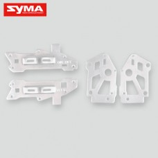 S107P-12A-Aluminum-plate-assembly
