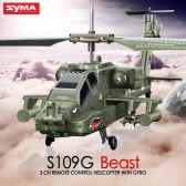 Syma S109G 3CH RC helicopter with GYRO