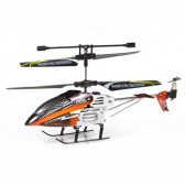 Syma S110G 3CH RC helicopter with GYRO Orange
