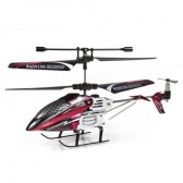 Syma S110G 3CH RC helicopter with GYRO Red