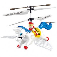 Syma S2 3CH Remote Control Helicopter With Gyro Blue