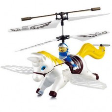 Syma S2 3CH Remote Control Helicopter With Gyro Yellow