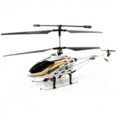 Syma S301G 3CH RC helicopter with GYRO Yellow