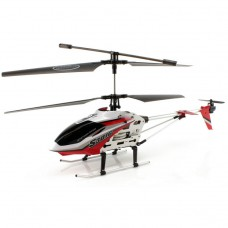 Syma S301G 3CH RC helicopter with GYRO Red