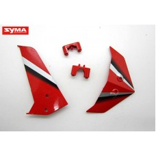 S301G-10-Tail-decoration-Red