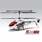 Syma S31 2.4G 3CH Helicopter With Gyro White
