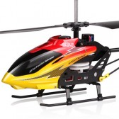 Syma S32 2.4G 3CH Helicopter With Gyro Red