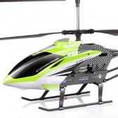 Syma S33 2.4G 3CH Helicopter With Gyro Green