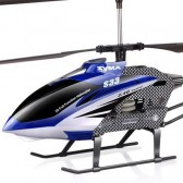 Syma S33 2.4G 3CH Helicopter With Gyro Blue