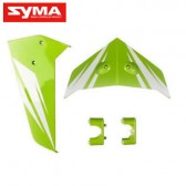 S33-12-Tail-decorate-blades-Green