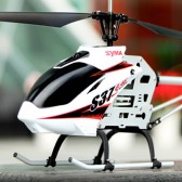 Syma S37 2.4G 3-Channel Remote Control Helicopter White