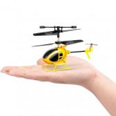 Syma S6 3CH RC Mano helicopter with GYRO Yellow