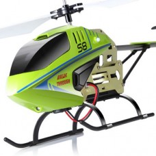 Syma S8 CELERITY 3-Channel Remote Control Helicopter Green