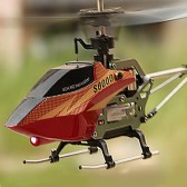 Syma S800G 4CH RC helicopter with GYRO Red