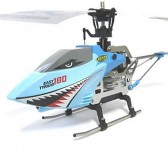 Syma S800G 4CH RC helicopter with GYRO Blue