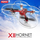 Syma X11 2.4G 4CH 6Axis RC Quadcopter Red