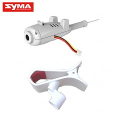X5SW-12-FPV-Camera-white + Mobile-Phone-Mount