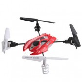 Syma X7 2.4G 4CH 6Axis RC Quadcopter Red
