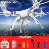 Syma X8C With 2MP HD Camera 2.4G 4CH 6Axis Headless Mode RC Quadcopter White