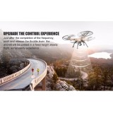 Syma X8HW With Wifi FPV HD Camera 2.4G 4CH 6Axis Barometer Set Height Headless Mode RC Quadcopter