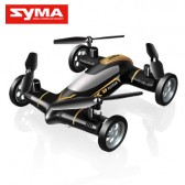 Syma X9 With 2.4G 4CH 6Axis Headless Mode Fly-Car Black