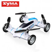 Syma X9 With 2.4G 4CH 6Axis Headless Mode Fly-Car White