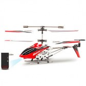 Syma i-copter S107G 3CH RC helicopter with GYRO Red