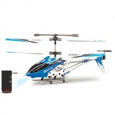 Syma i-copter S107G 3CH RC helicopter with GYRO Blue