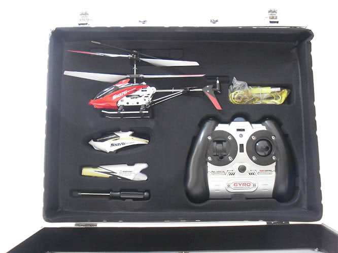 Syma S107G Special Edition Case (Not include helicopters)